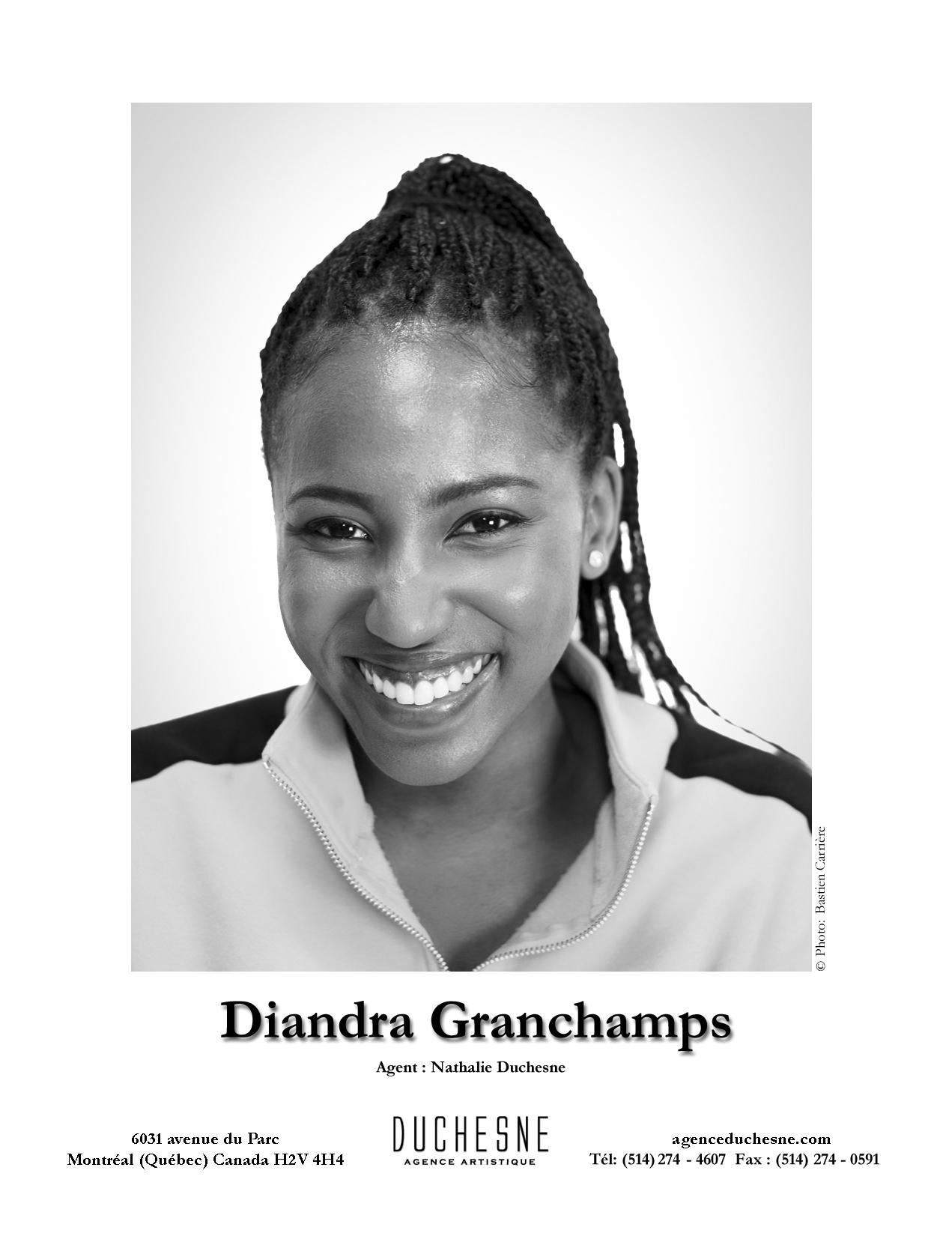 diandra grandchamps - cv